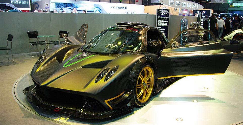 Esempio Servizi Foto/Video Saloni Automotive