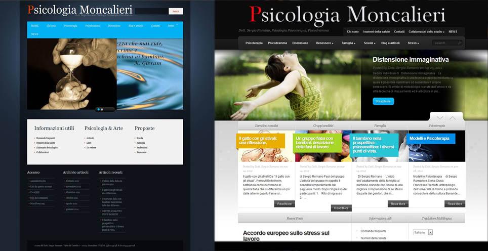 Psicologia moncalieri Prima e dopo
